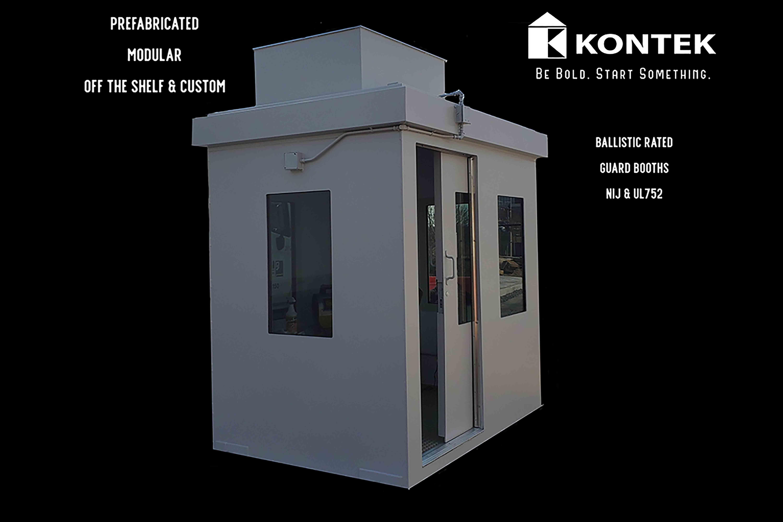 Guard Booths - Kontek Industries