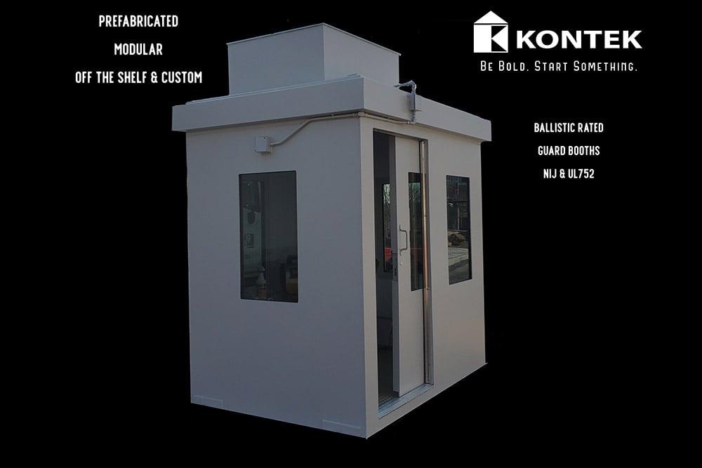 Guard Booths From Kontek Industries