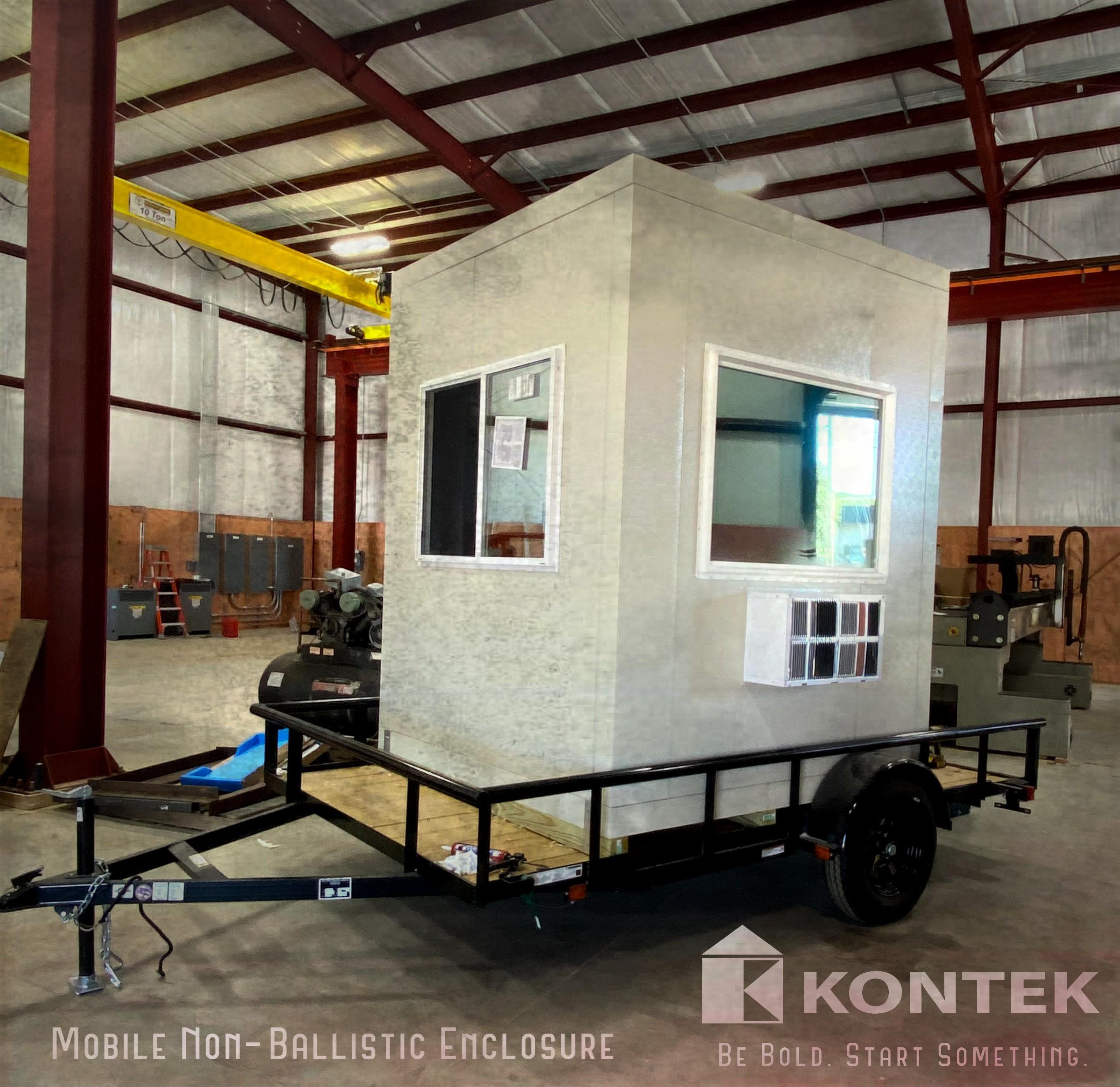 Mobile Enclosure-1